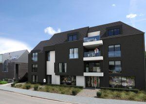 Nieuwbouw appartement in Sint-Jozef-Olen