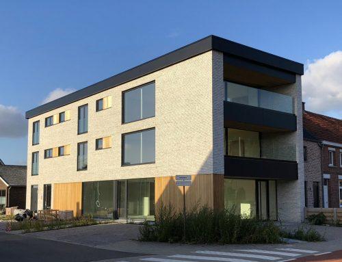 Verbouwing kantoorruimte en appartementen Kasterlee